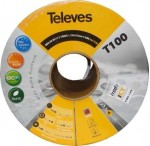 TELEVES T-100 HD KABEL ANTENOWY CU/AL 2126 - 1mb