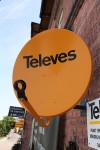 "TELEVES ANTENA SATELITARNA ""80"" HD ORANGE"